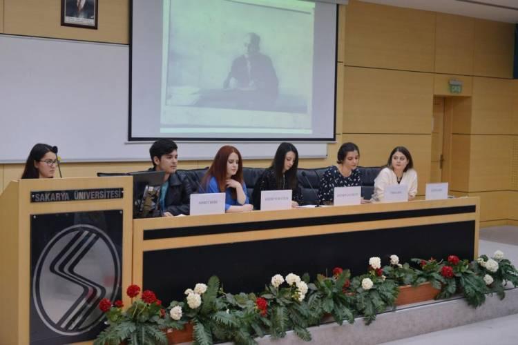 Öğrencilerimiz Ahmet Hamid Tanpınar'ı Konuştu